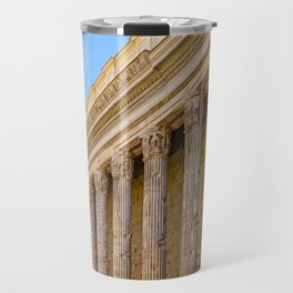 The Pantheon in Rome Italy Travel Mug