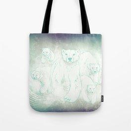 Spirit Bears Tote Bag