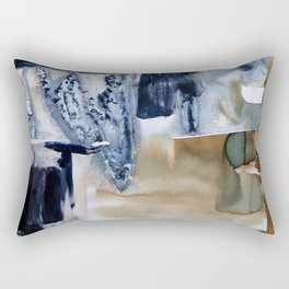 Landscape with Argonauts - Abstract 0024 Rectangular Pillow