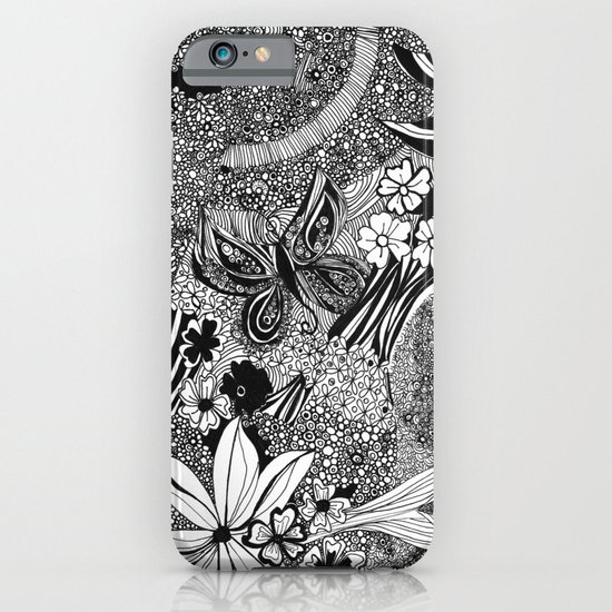 Jungle of Mind iPhone & iPod Case