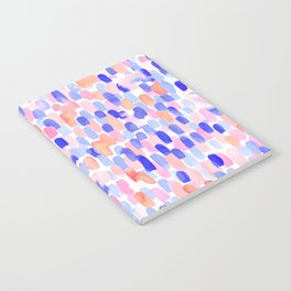 Delight Blue Orange Notebook