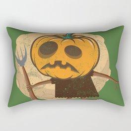 Pumpkinhead Rectangular Pillow