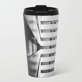Folded Lines 2 Travel Mug