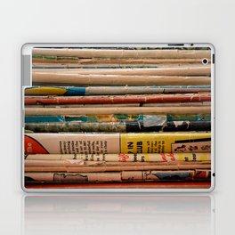 Comic Books Laptop & iPad Skin