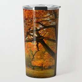 Red Oak Tree Travel Mug