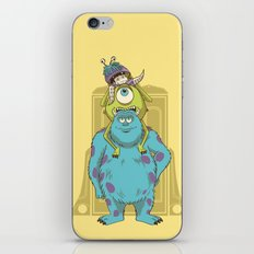 Monster Inc. iPhone & iPod Skin