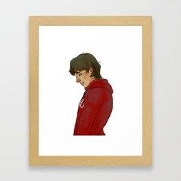 Stanford Sam Framed Art Print