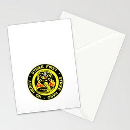 Cobra Kai Stationery Cards