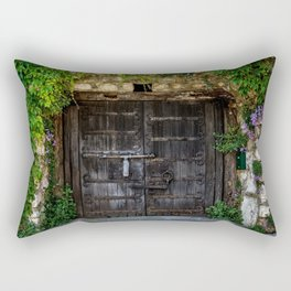 Gates of Eze Rectangular Pillow