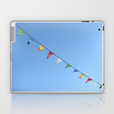 Colorful and minimal party Laptop & iPad Skin
