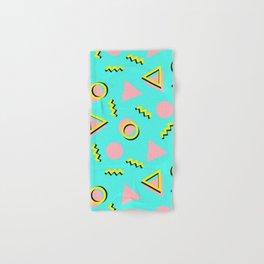Memphis pattern 61 Hand & Bath Towel