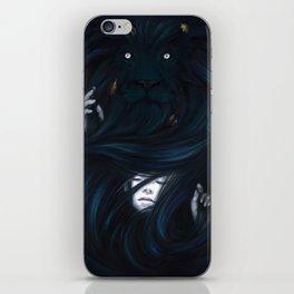 Entangled iPhone Skin