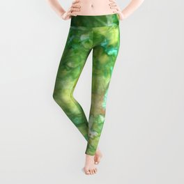 Greenwoods Abstract Leggings