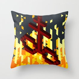 Brimstone Throw Pillow