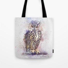 Helium Owl Tote Bag