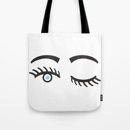 Girl eyes #society6 #decor #buyart #artprint Tote Bag