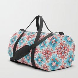 Rococo Lovebirds Duffle Bag