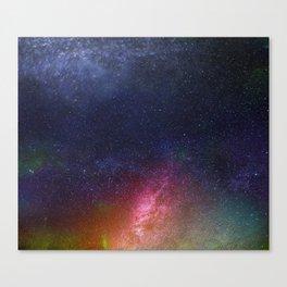 Galaxy XII Canvas Print