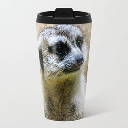 Meerkat vibin' Travel Mug