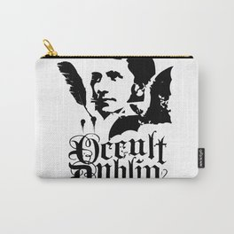 OCCULT DUBLIN series: Sheridan La Fans Carry-All Pouch