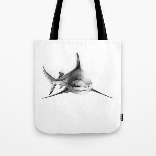 Shark III Tote Bag