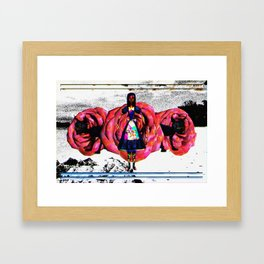johm_mayre.jpeg Framed Art Print