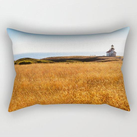 Safe At Home Rectangular Pillow