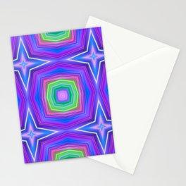 saturn 12 cross Stationery Cards