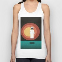 brand new Tank Tops featuring Brand New by brittcorry