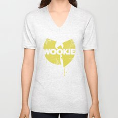 Nothing to mess with Unisex V-Neck