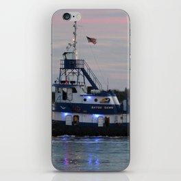 Bayou Dawn iPhone Skin