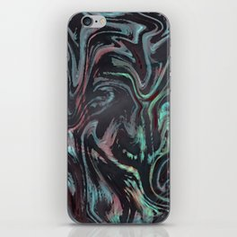 Society-Dark iPhone Skin