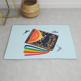 Rise up sunlight  Rug