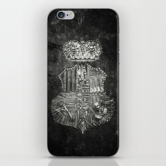 Once Were Warriors iPhone & iPod Skin
