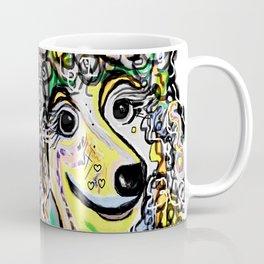 Poodle Color Transition Coffee Mug