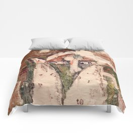 Composition Comforters