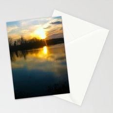 sunset2 Stationery Cards