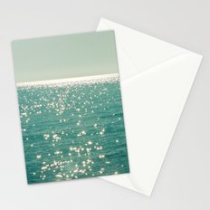 Pure magic of the sea Stationery Cards