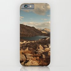 Wind River Mountains and Alpine Lake  iPhone 6s Slim Case