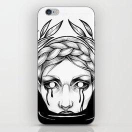 Dark Valkyrie iPhone Skin
