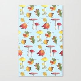 Sweet Botanical Canvas Print