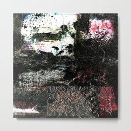 Encounters 32h by Kathy Morton Stanion Metal Print