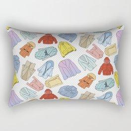 Coats Rectangular Pillow