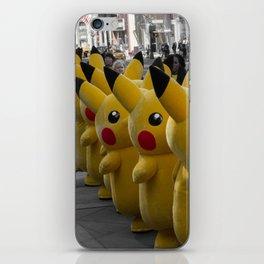 P0kemon P1kachu New York iPhone Skin