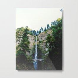 The Falls Metal Print