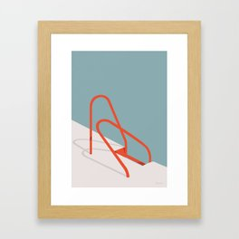 BØJET Framed Art Print