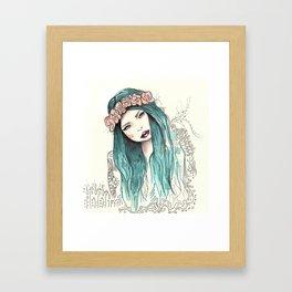 Rae Framed Art Print