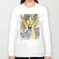 artpop Long Sleeve T-shirts featuring ARTPOP by Abhivision