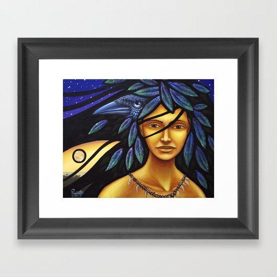 Caleoni Framed Art Print