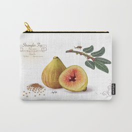 Strangler Fig and Pollinator Carry-All Pouch